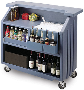 Model BAR540 | CamBar Portable Bar (Gray)
