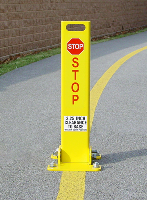 Model BCBC-30 | Collapsible Bollards