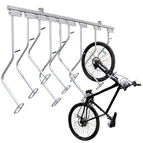 Model BF-C-GV | Bike File | High Efficiency Bicycle Storage