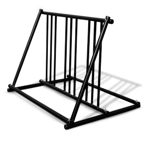 Model BR20-B | Space Saver Bike Rack (Black)