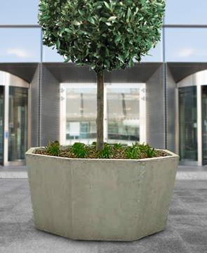 6 Commercial Planter Concrete Planters Belson Outdoors