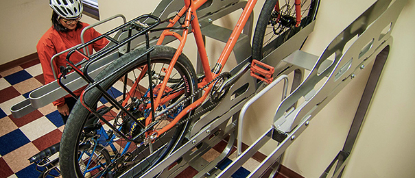 Dero Duplex | Bike Storage