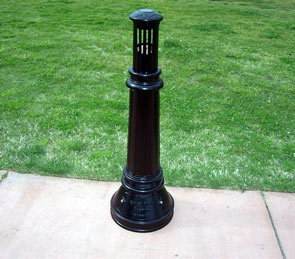 Model EBL | Illuminated Bollard