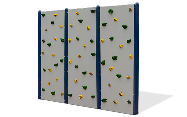 Outdoor Climbing Walls
