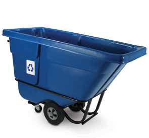 Model FG12073BLUE | Two Stream Recycle Station