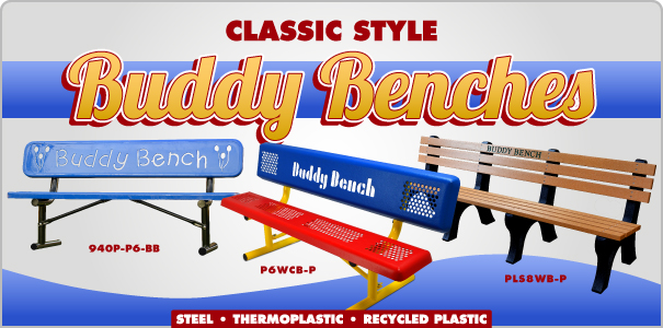 Buddy Bench Collection