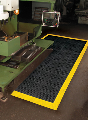 Diamond Flex-Lok™ Safety and Anti-Fatigue Floor Mat