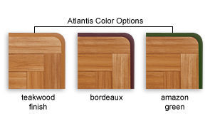 Atlantis Table Color Options
