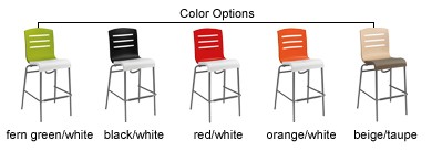 Chair Color Options
