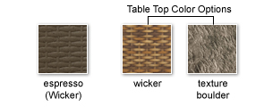Espresso Bar Height Tables And Chairs Resin Tables And