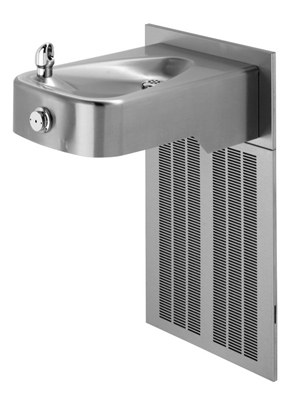 Haws H1107.8 Refrigerated Water Fountain