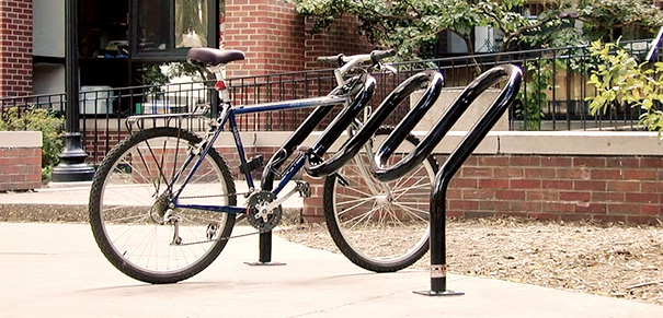 Hi-Roller Bike Rack