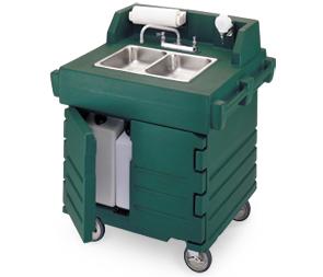 Camkiosk Portable Hand Sink Food Service Equipment