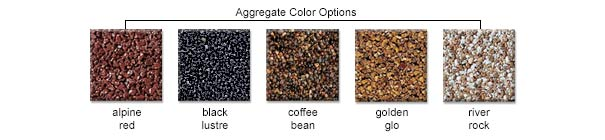 Aggregate Color Options
