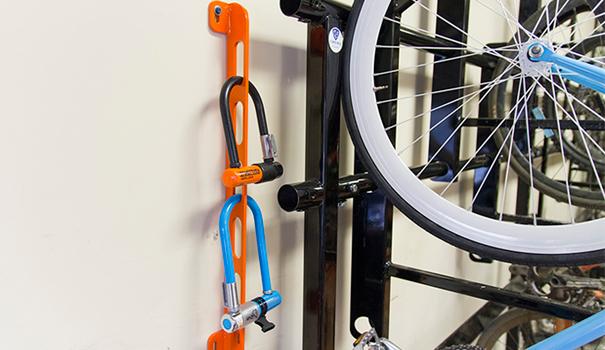 Lock Dock U Lock Storage Commercial Bike Storage