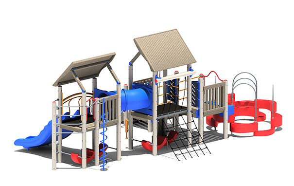 Unity Playground Structure