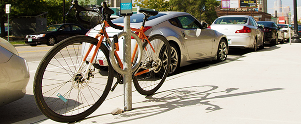 Meter Hitch Bike Rack