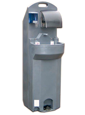 Model PSW2-1000 | HandStand™ Portable Hand Wash Station