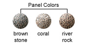 Panel Colors