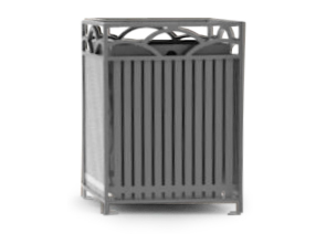 Model SFT32 | Summerfield Series 32 Gallon Trash Receptacle