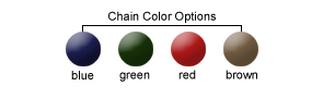 Chain Color Options