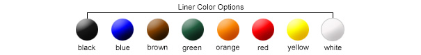 Liner Color Options