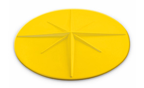 Model STM-2 | Starburst Umbrella (Yellow)