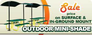Sale Pricing Outdoor Mini-Shade