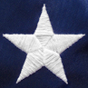 Embroidered Star