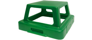 Model TF1407 | 4-Way Top Lid (Green)