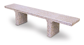 Model TF5028 | Concrete Bench