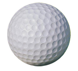Model TF6207 | Concrete Golf Ball Bollards (White)