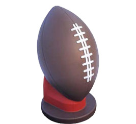 Model TF6217 | Concrete Football Bollards (Brown)