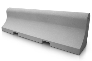 Model TYPE1-8 | Type 1 Concrete Security Barrier