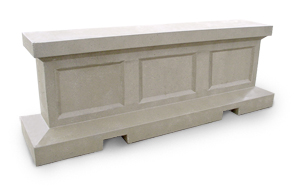 Model TYPE4-8 | Type 4 Concrete Security Barrier