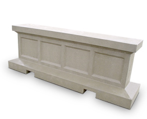 TYPE4A-8 | Type 4A Concrete Security Barrier
