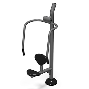 Model UP166SM | Chest Press Station