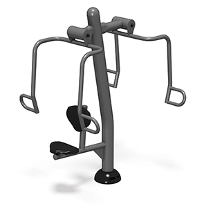 Model UP179SM | Universal Access Chest Press Station