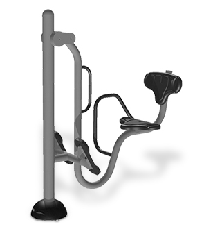 Model UP356SM | Assisted Leg Press Station