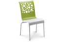Modern Tempo Stacking Chair