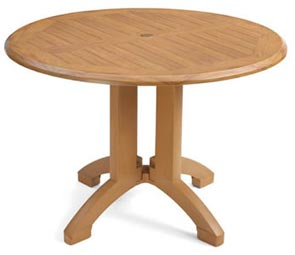 "Model US240608 | Winston 42"" Round Table"