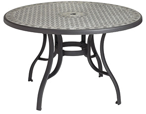"Model US526102 | 48"" Round Cordoba Café Table"
