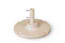 Sand 35 lb Cement Filled Umbrella Base for Tables