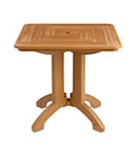 "Model US643008 | Atlantis 32"" Square Quick Folding Table"
