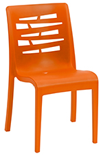 Model US812019 | US218019 | Orange Essenza Dining Armchair