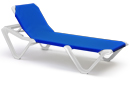 Nautical Sling Chaise Lounges