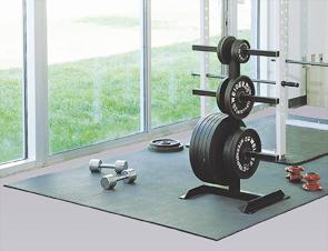 Weight Room Floor Mats Heavy Duty